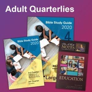Adult Quarterlies