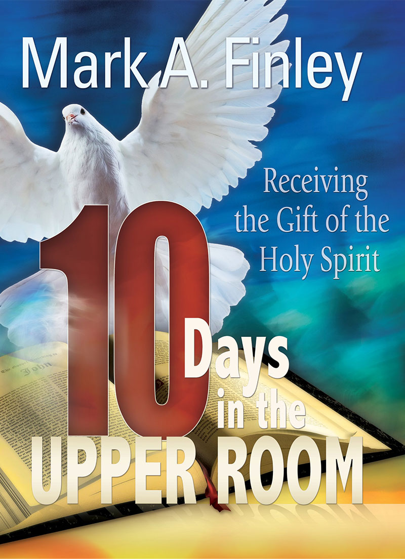 10 Days in the Upper Room - Christian Books