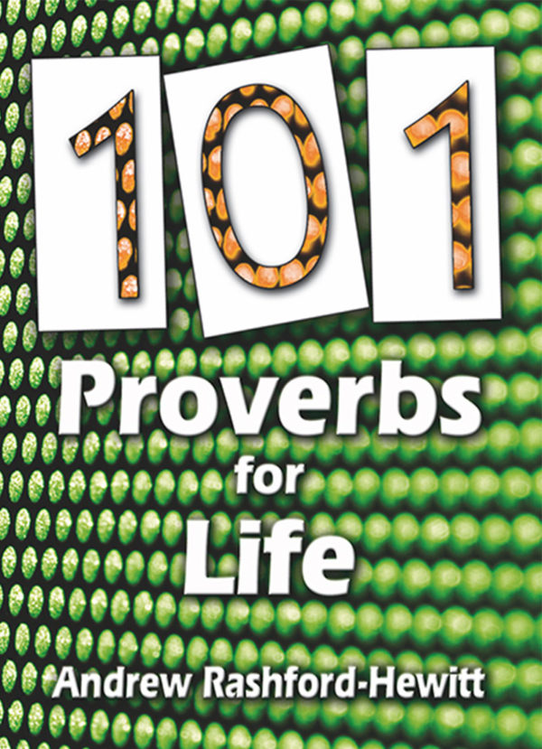The book of Proverbs is unapologetic in the way it sees the world. It presents a God who has created the universe, a God who is all-knowing, wise & loving.