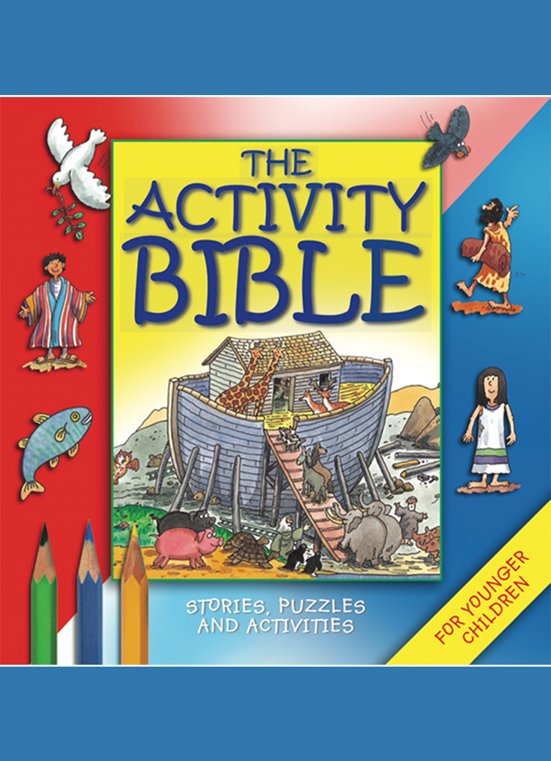 The Activity Bible for Younger Children
