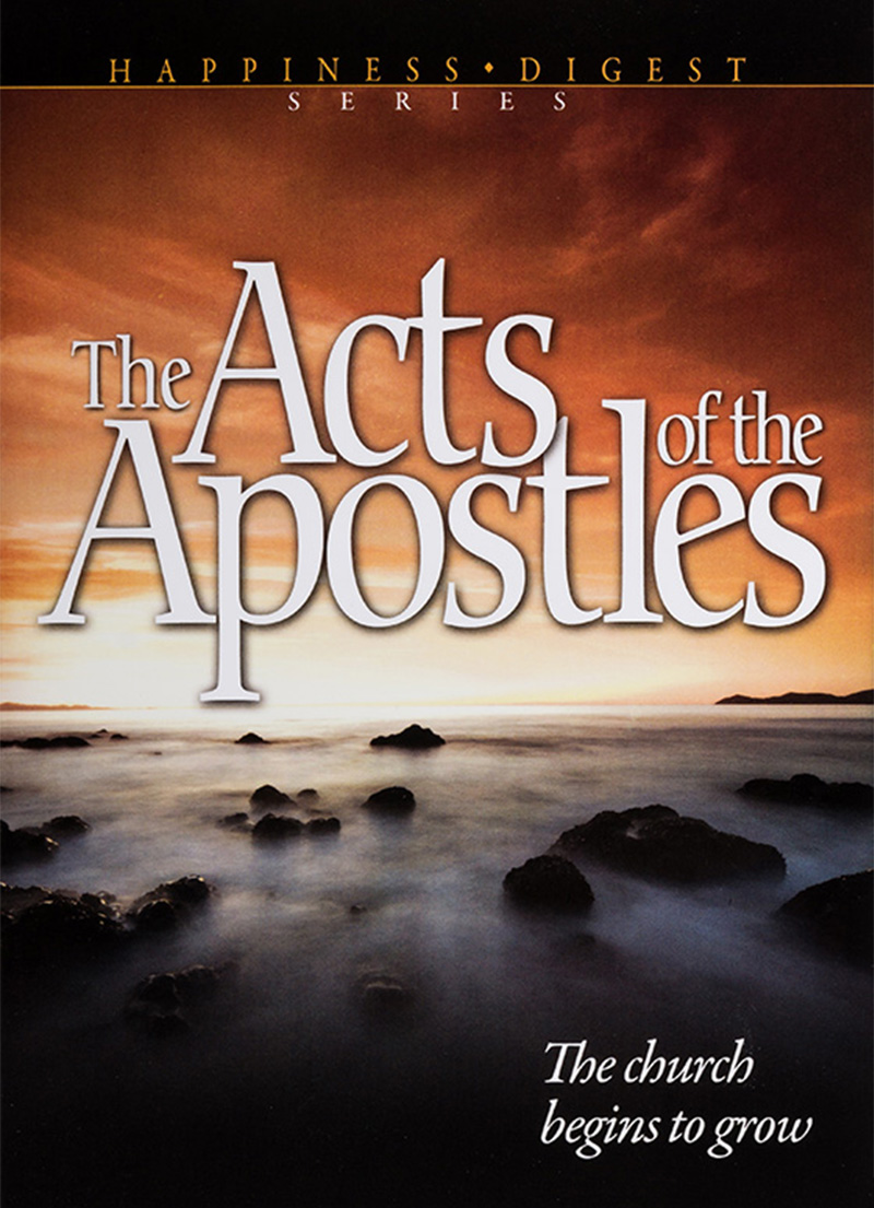 The Acts of the Apostles - Christian Books
