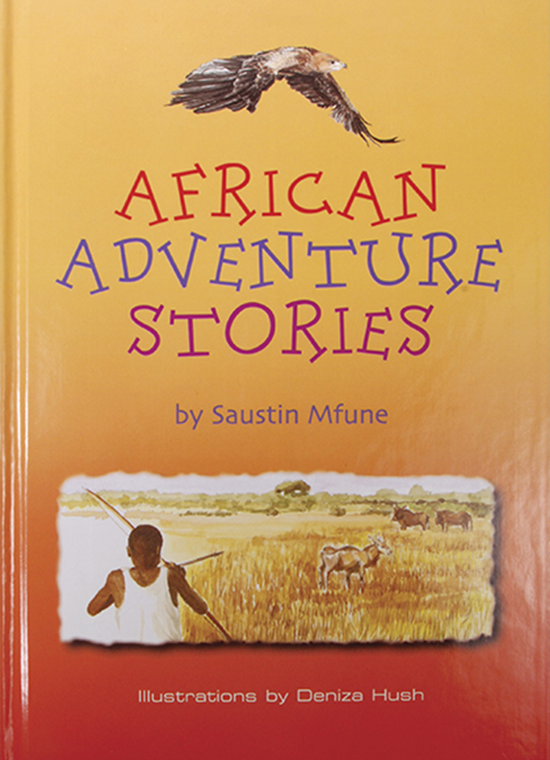 African Adventure Stories - Children's Books