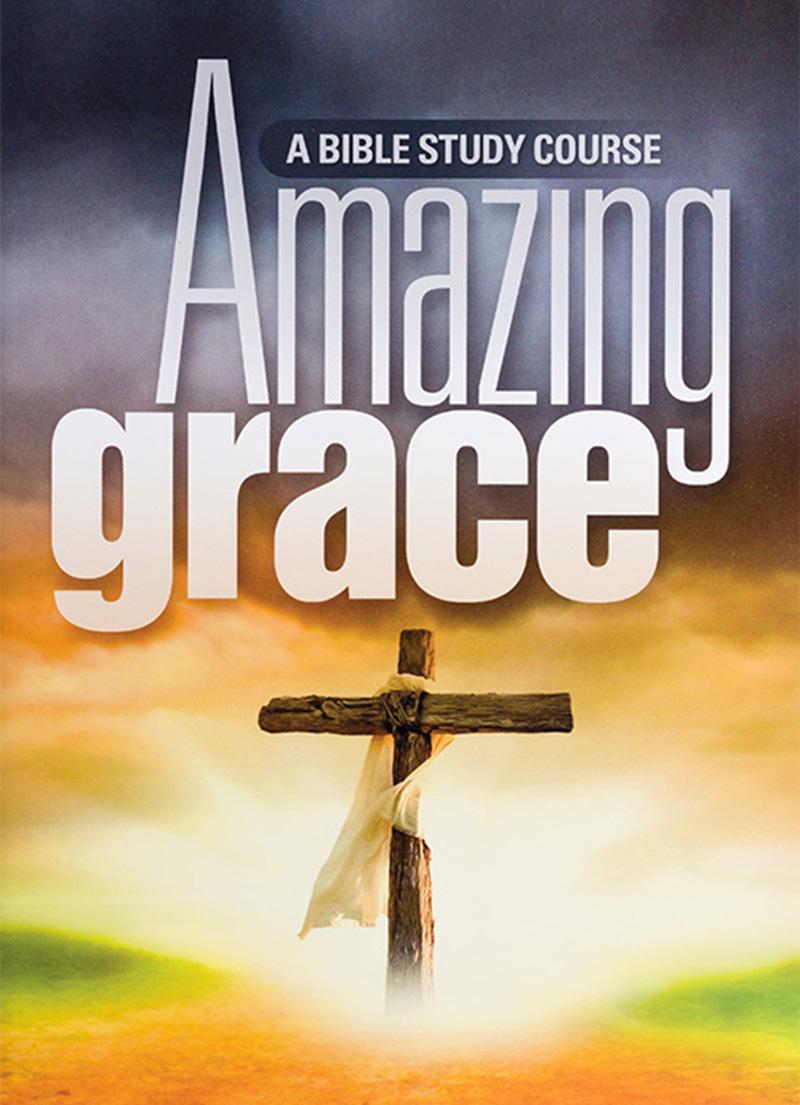 Amazing Grace Bible Study - Bibles - LifeSource Bookshop