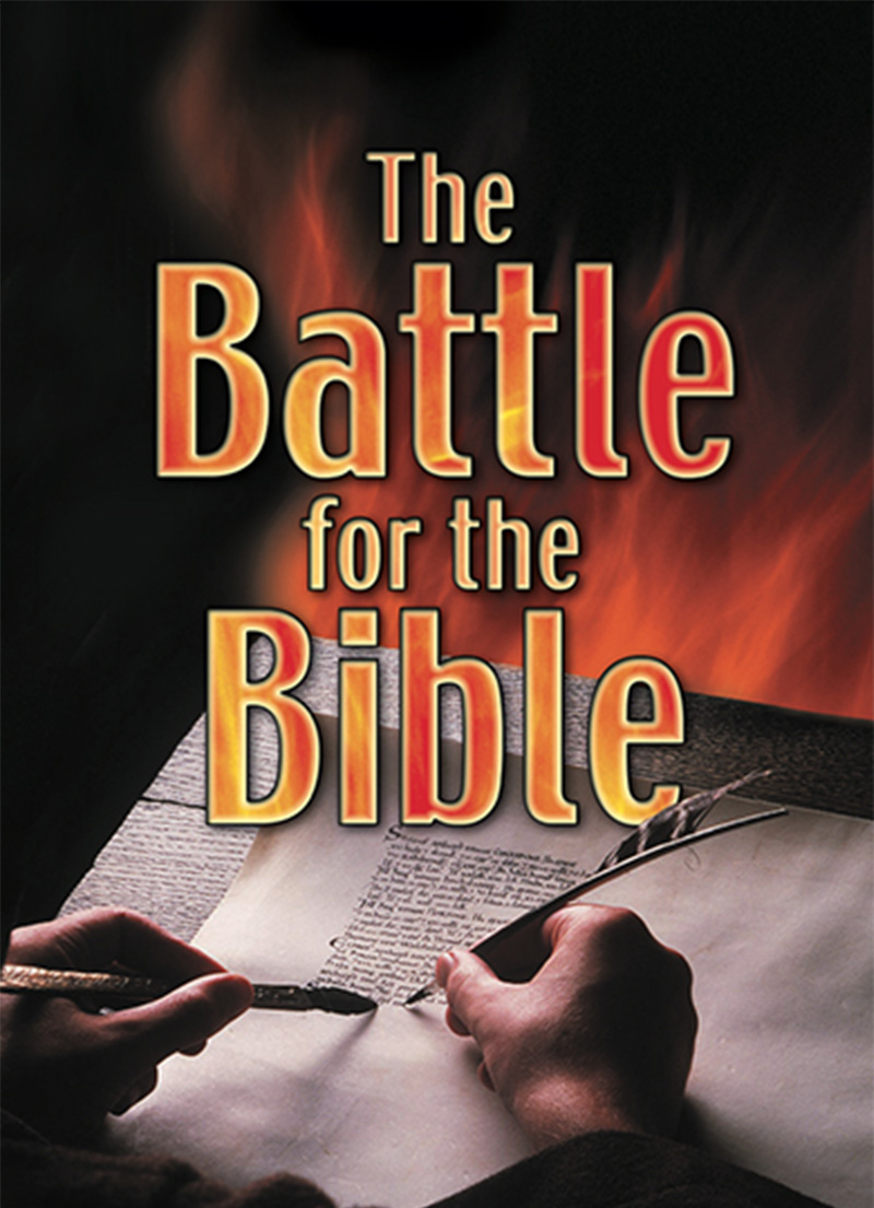 The Battle for the Bible - Christian Books