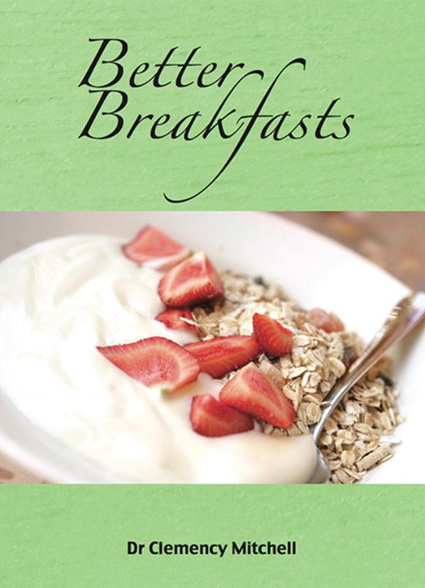 Better Breakfasts - Health Food Books