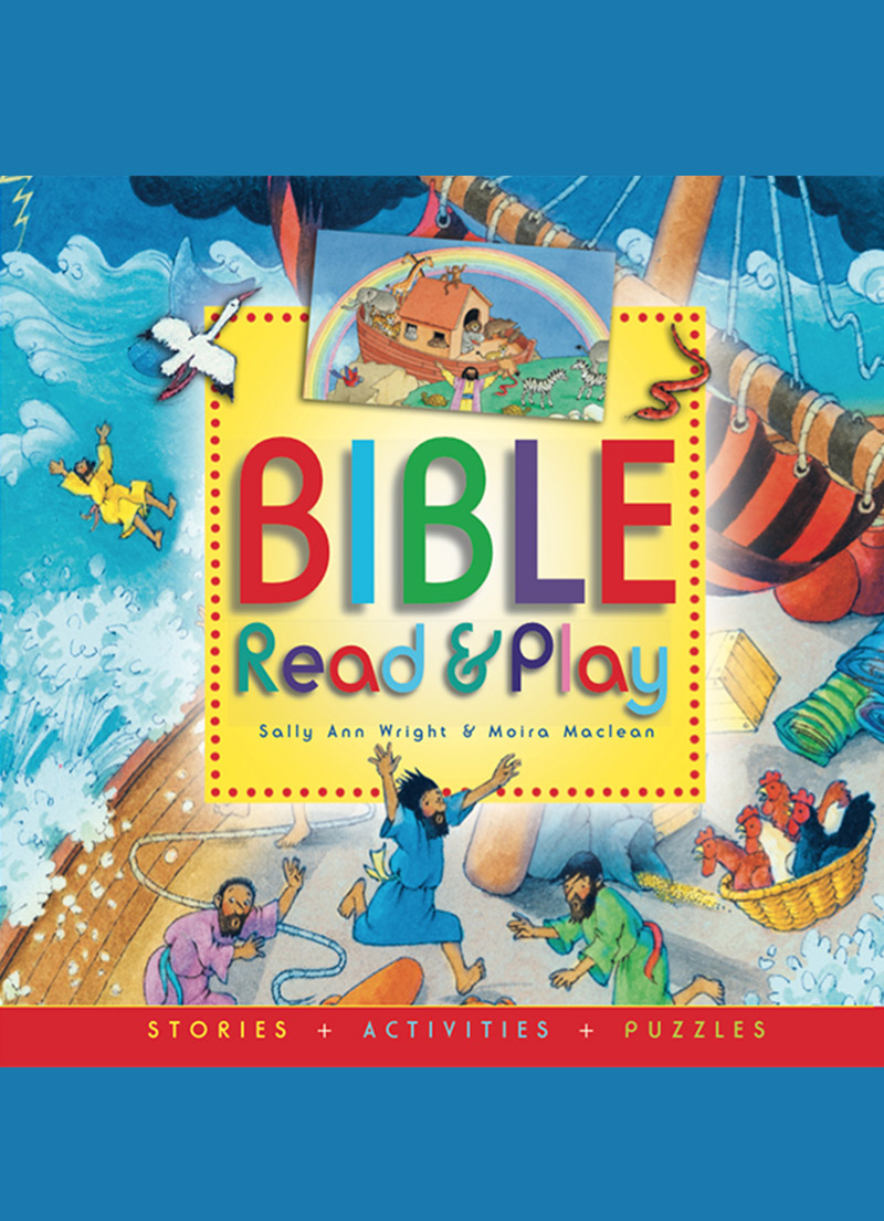 Bible Read and Play - Children's Books