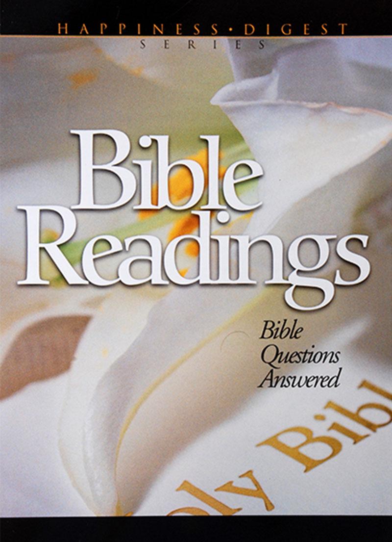 Bible Readings ASI Edition