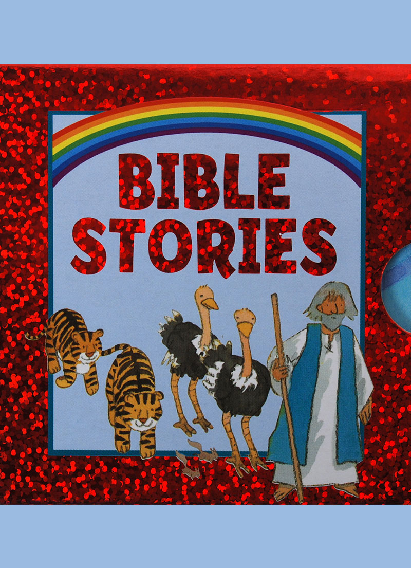 Bible Stories (6 Book Set) - Children's Books