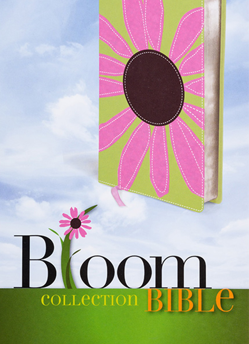 Bloom Collection Bible - Bibles - LifeSource Bookshop
