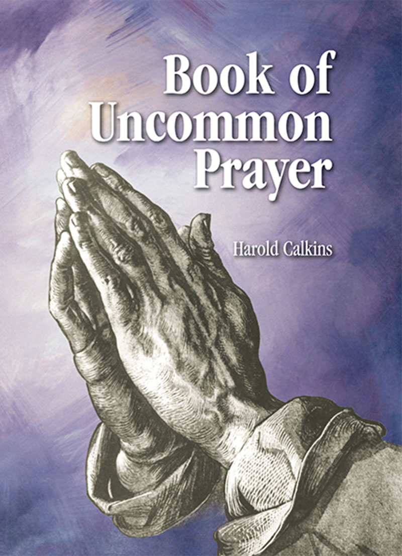 Book of Uncommon Prayer - Prayer Books