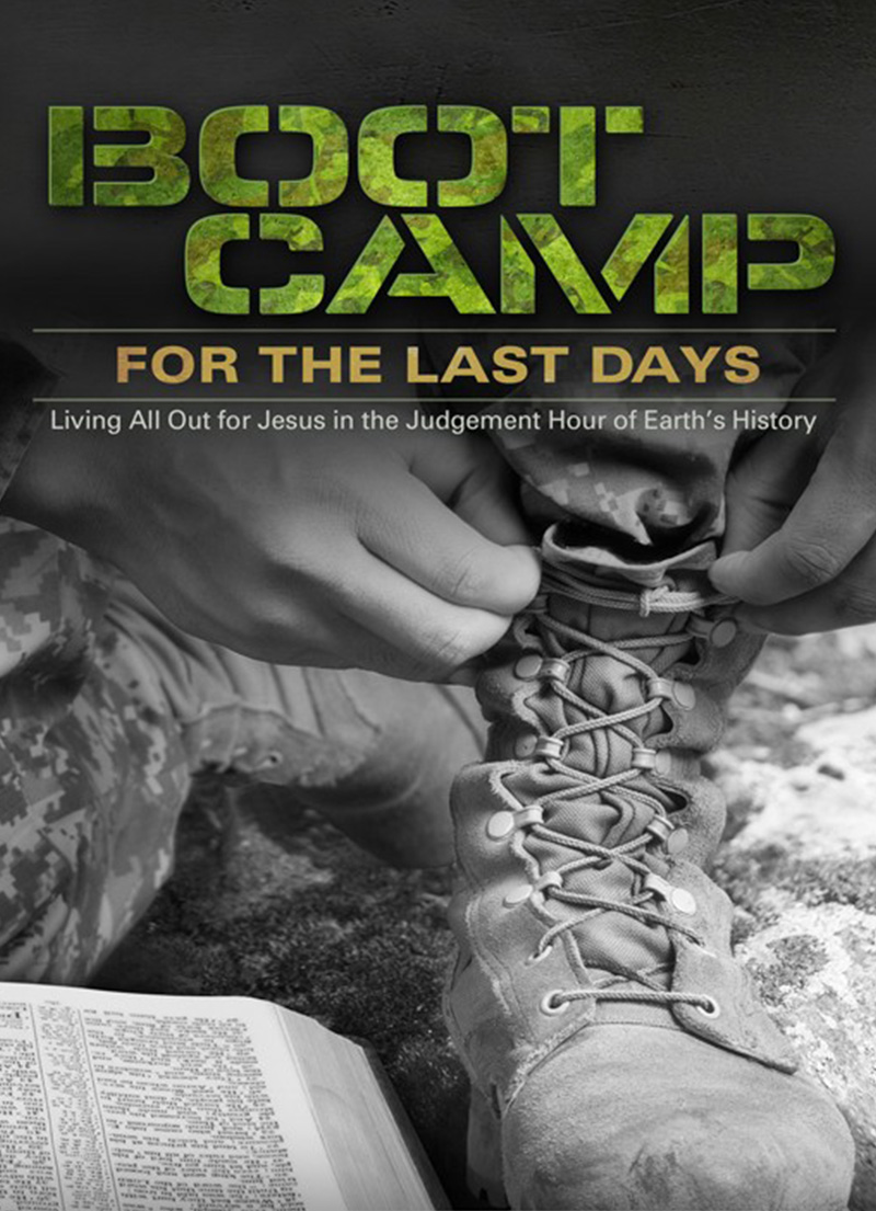 Bootcamp for the Last Days - LifeSource Christian Bookshop