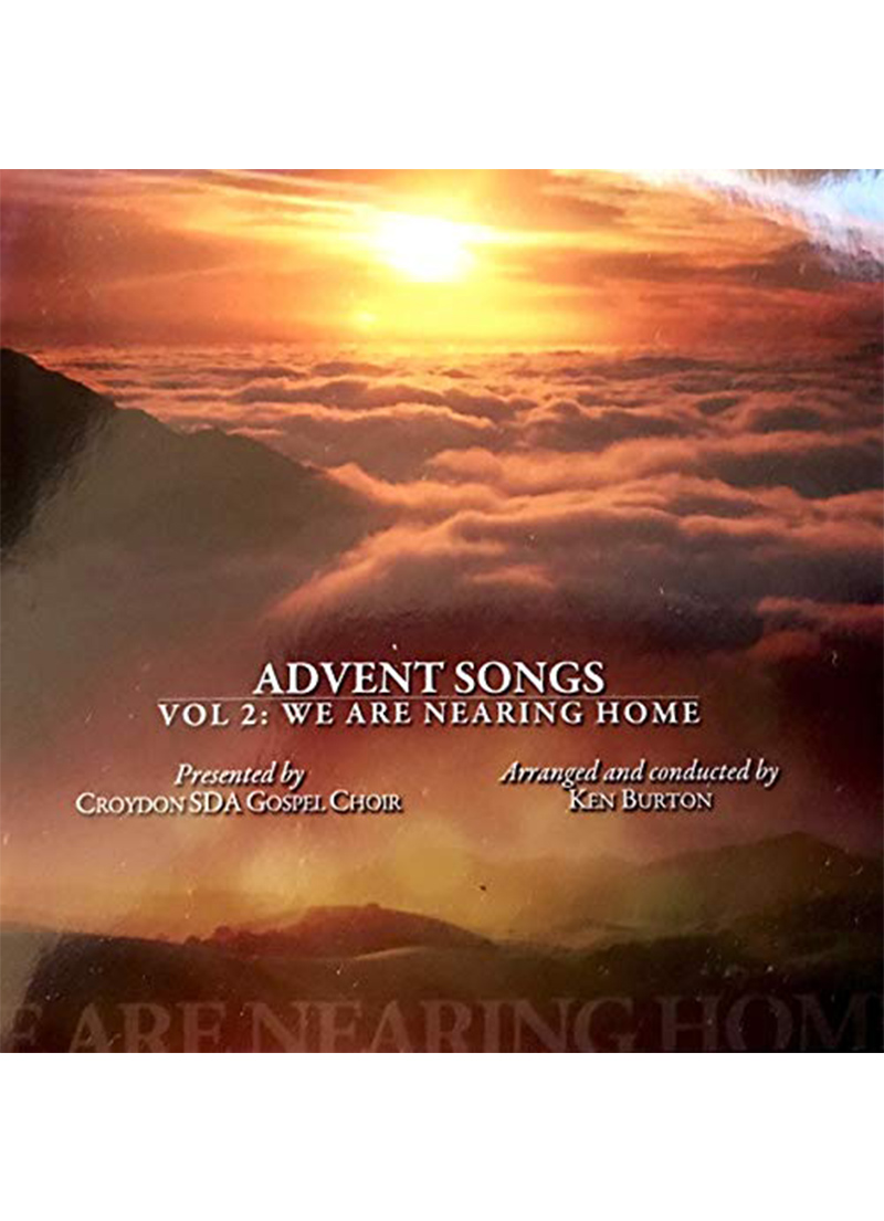 A selection of Advent hymns and gospel songs performed by one of the foremost gospel choirs in the county. Volume 2- we are nearing home