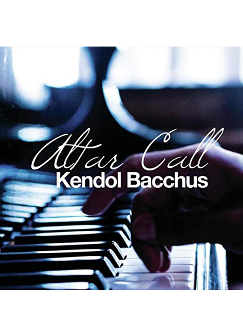 Pianist Kendol Bacchus presents exquisite instrumental interpretations of favourite hymns.