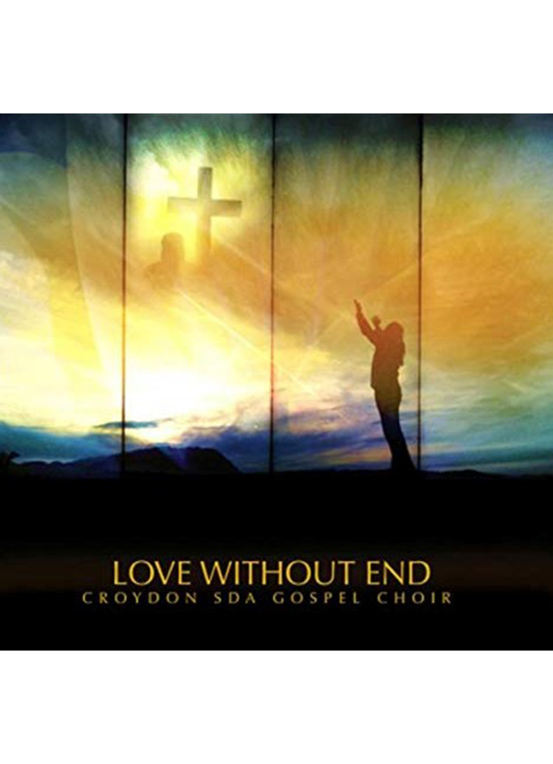 An Album of12 original gospel songs written and produced by Ken Burton titled Love Without End.