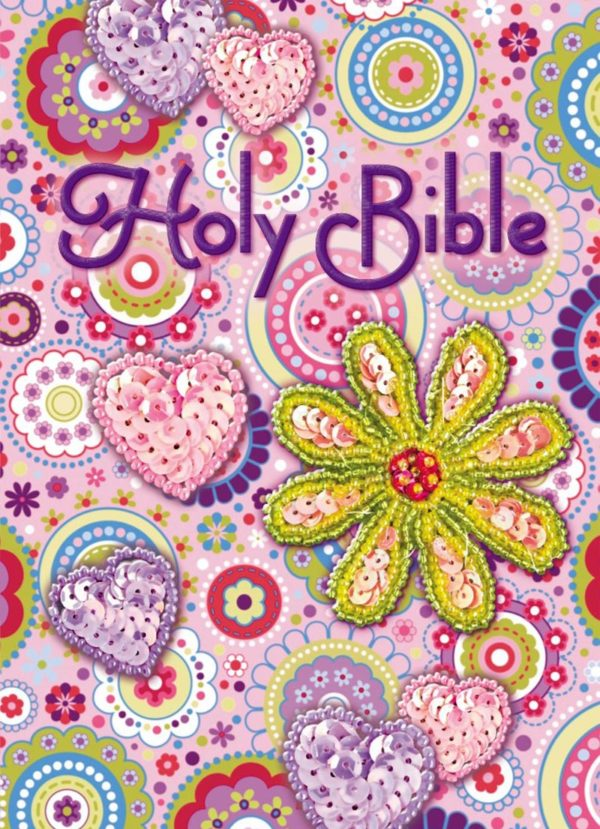 Children's Sequin Bible Book - Bibles