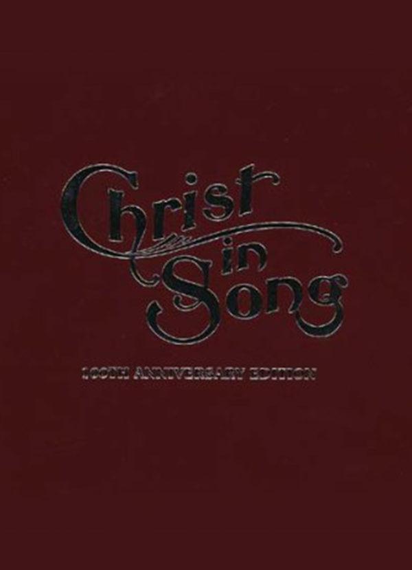 Christ in Song - Christian Books