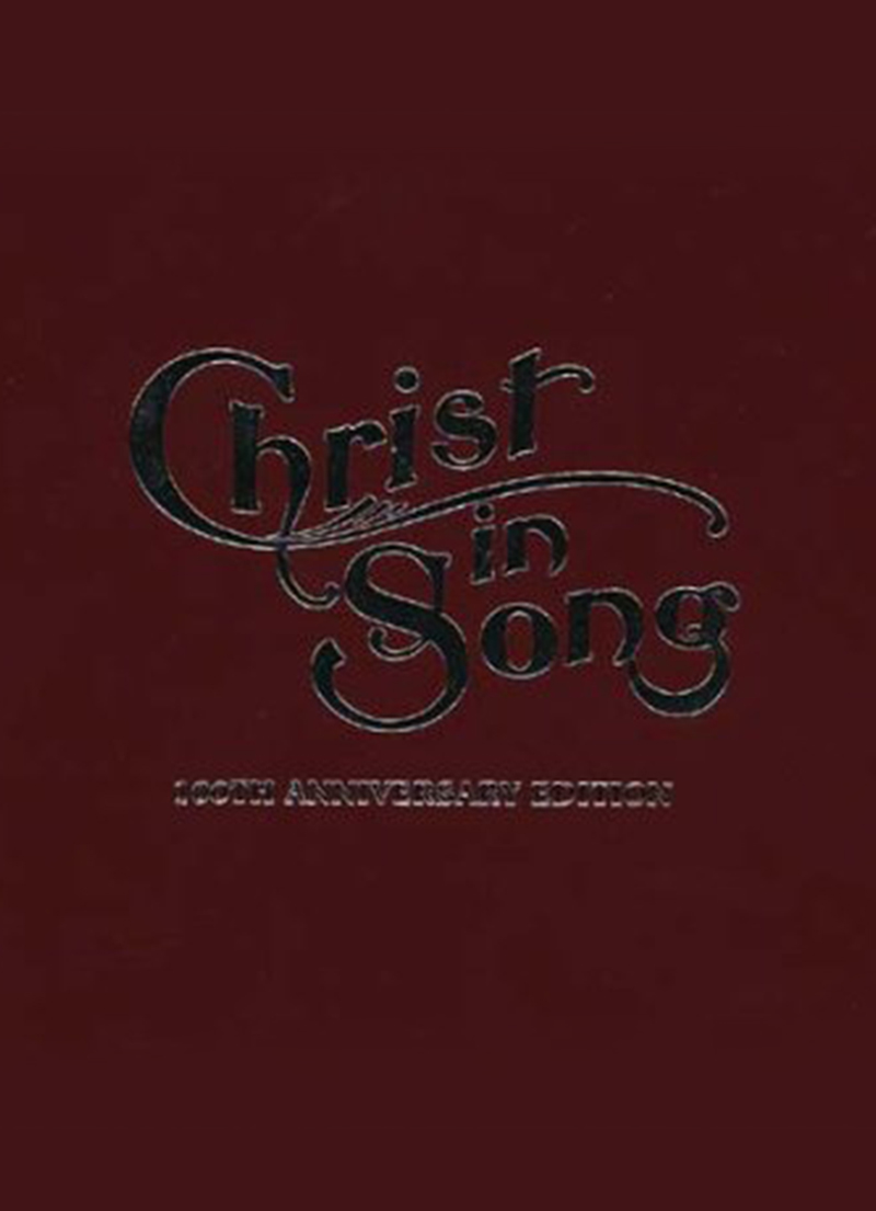 Christ in Song - Christian Books