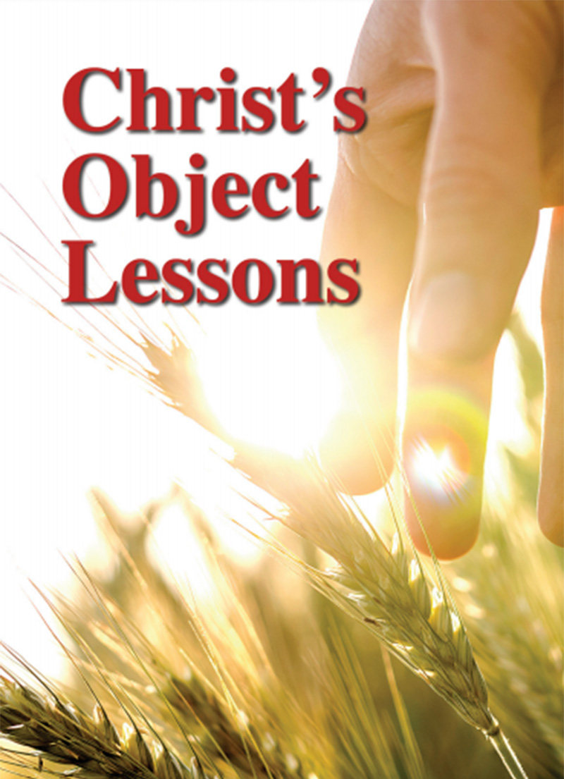 Christ's Object Lessons - Christian Books