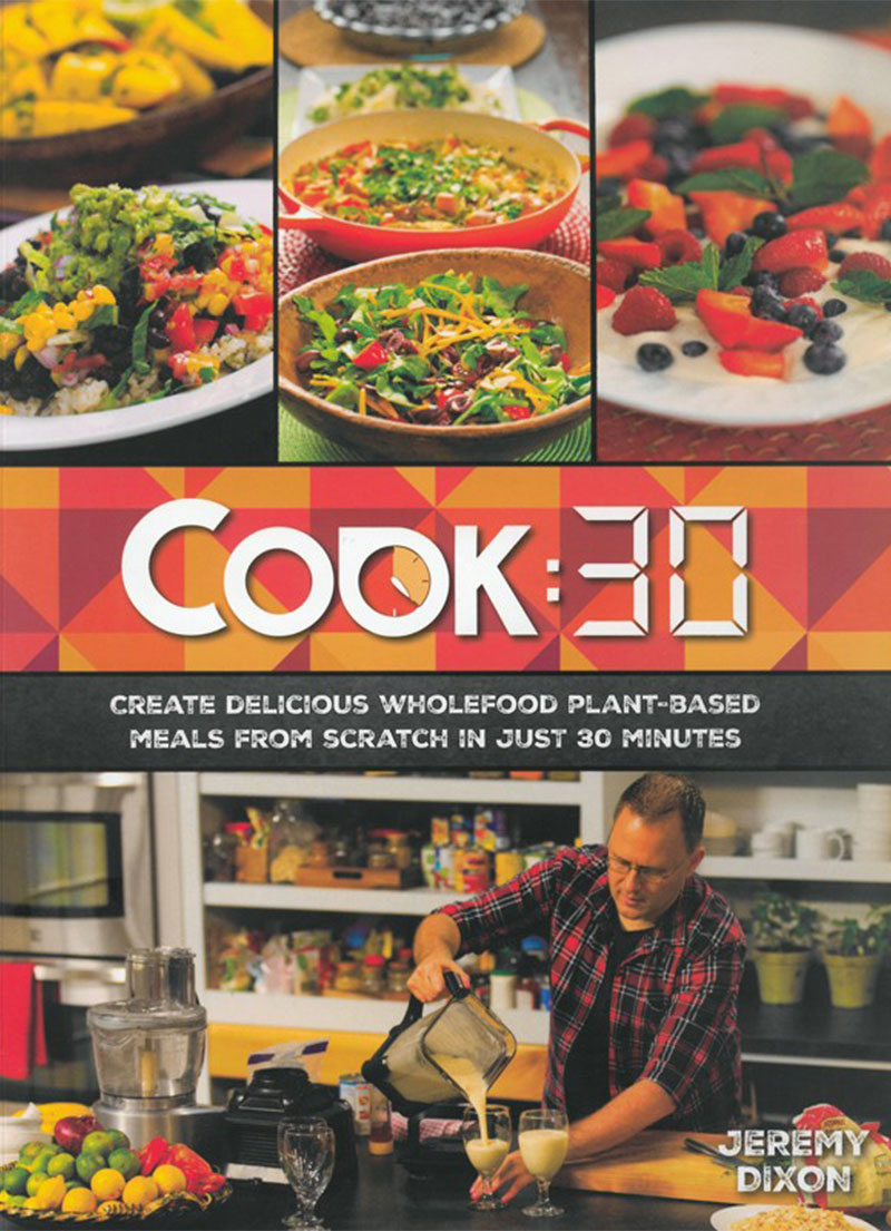 Cook: 30 - Health Food Books