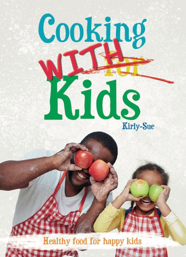 A child-friendly vegetarian cookbook that will make it exciting to help Mum and Dad in the kitchen! Your little ones will gain healthy cooking for life.