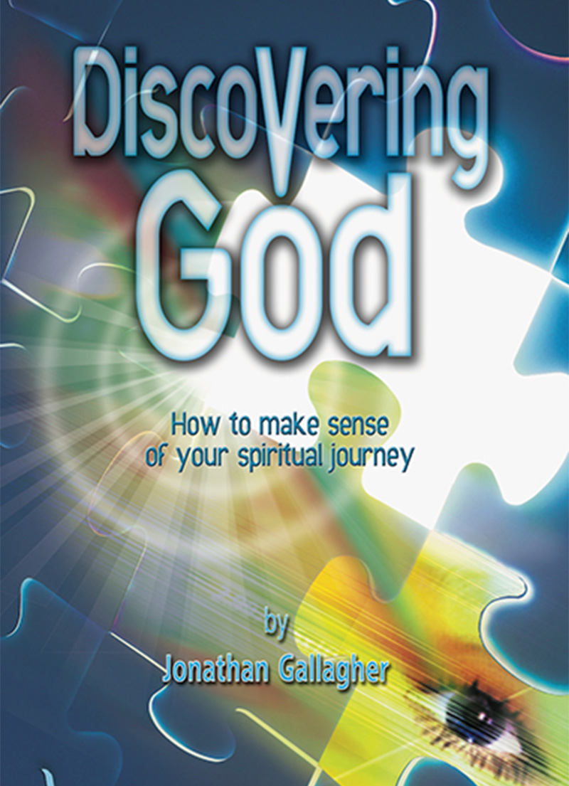 Discovering God - Christian Books