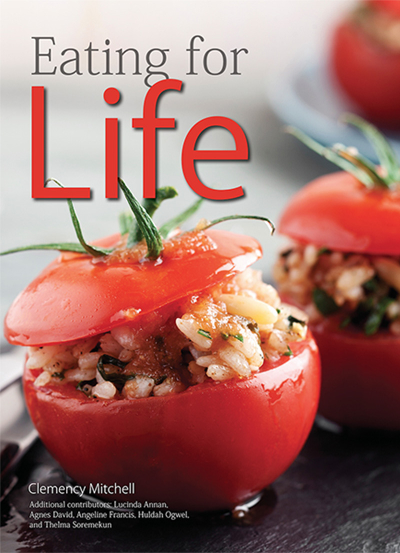 Eating For Life - Cook Book - Health Food Books