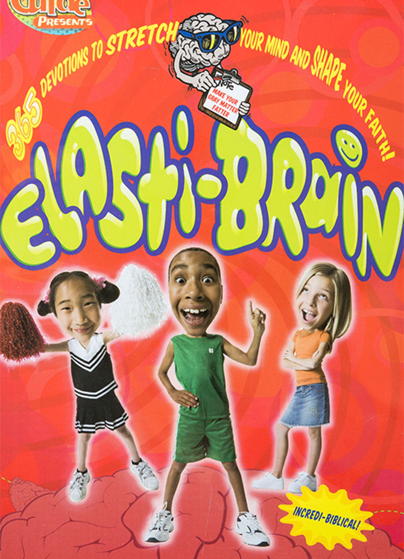 Elasti-Brain - Children's Books - LifeSource Bookshop
