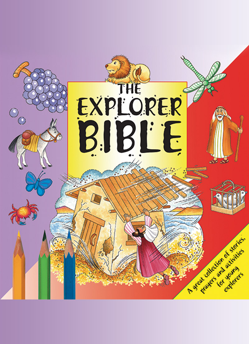 The Explorer Bible - Children's Books