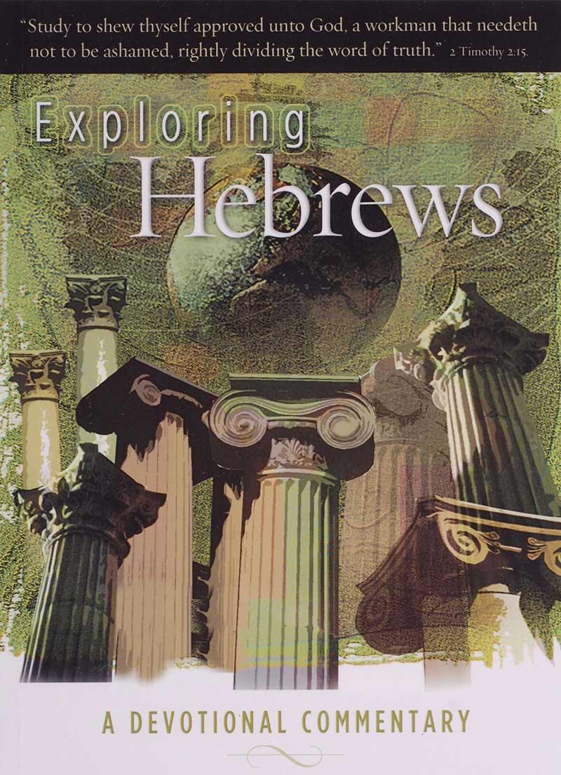 Exploring Hebrews - Christian Books - LifeSource
