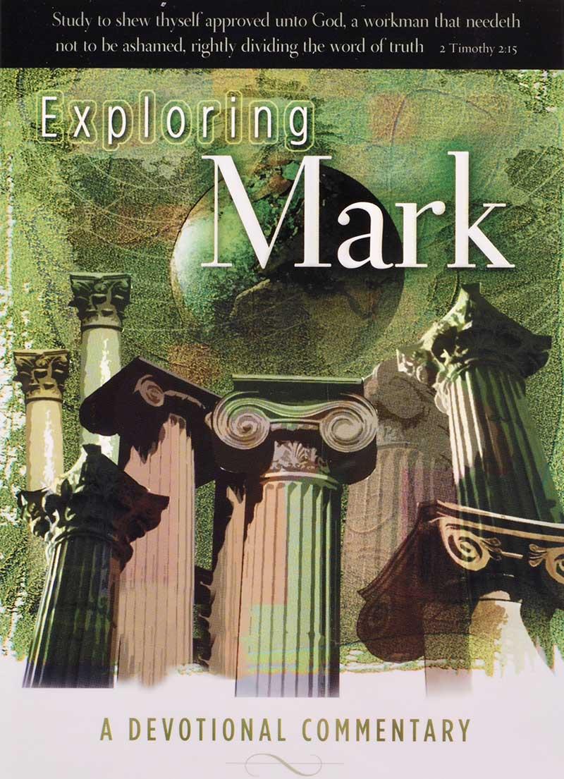 Exploring Mark - Christian Books - LifeSource