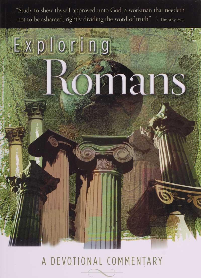 Exploring Romans - Christian Books - LifeSource