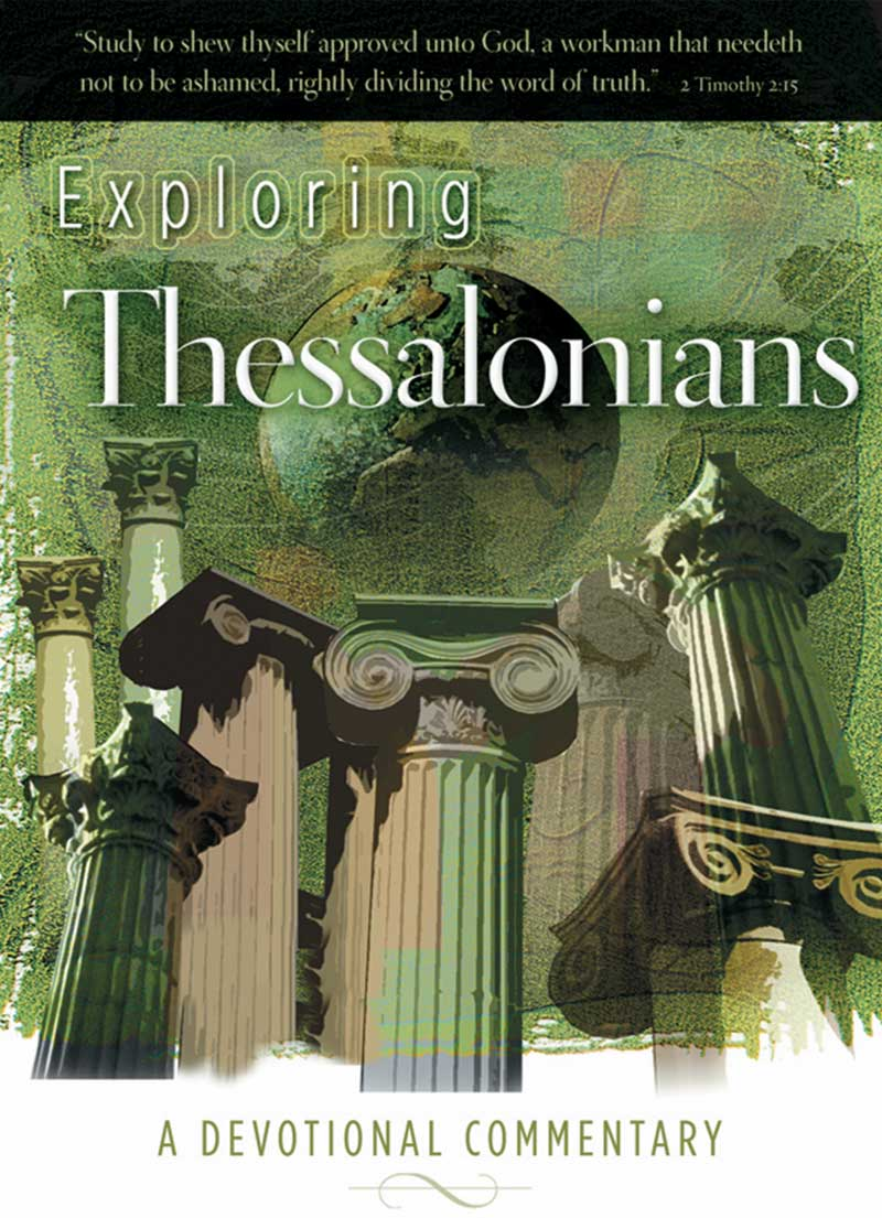 Exploring Thessalonians - Christian Books - LifeSource