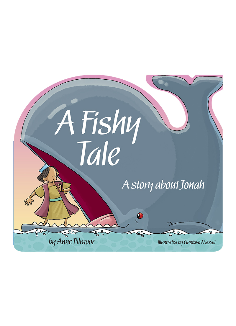 A Fishy Tale - Children's Books - LifeSource Bookshop