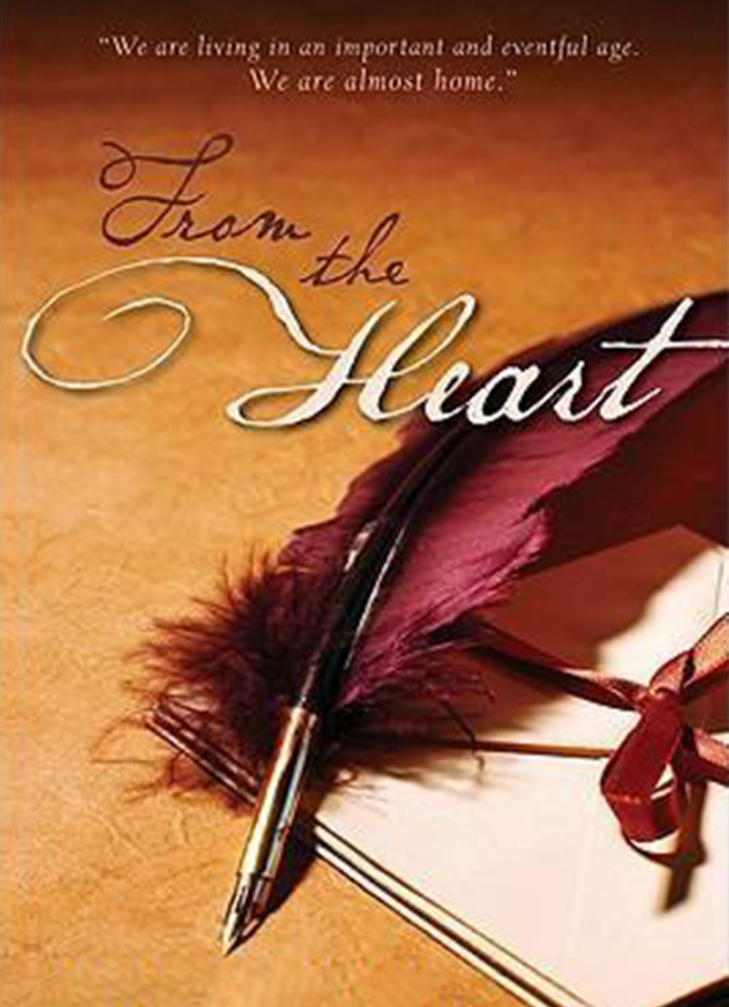 From The Heart - Christian Books - LifeSource Christian Bookshop