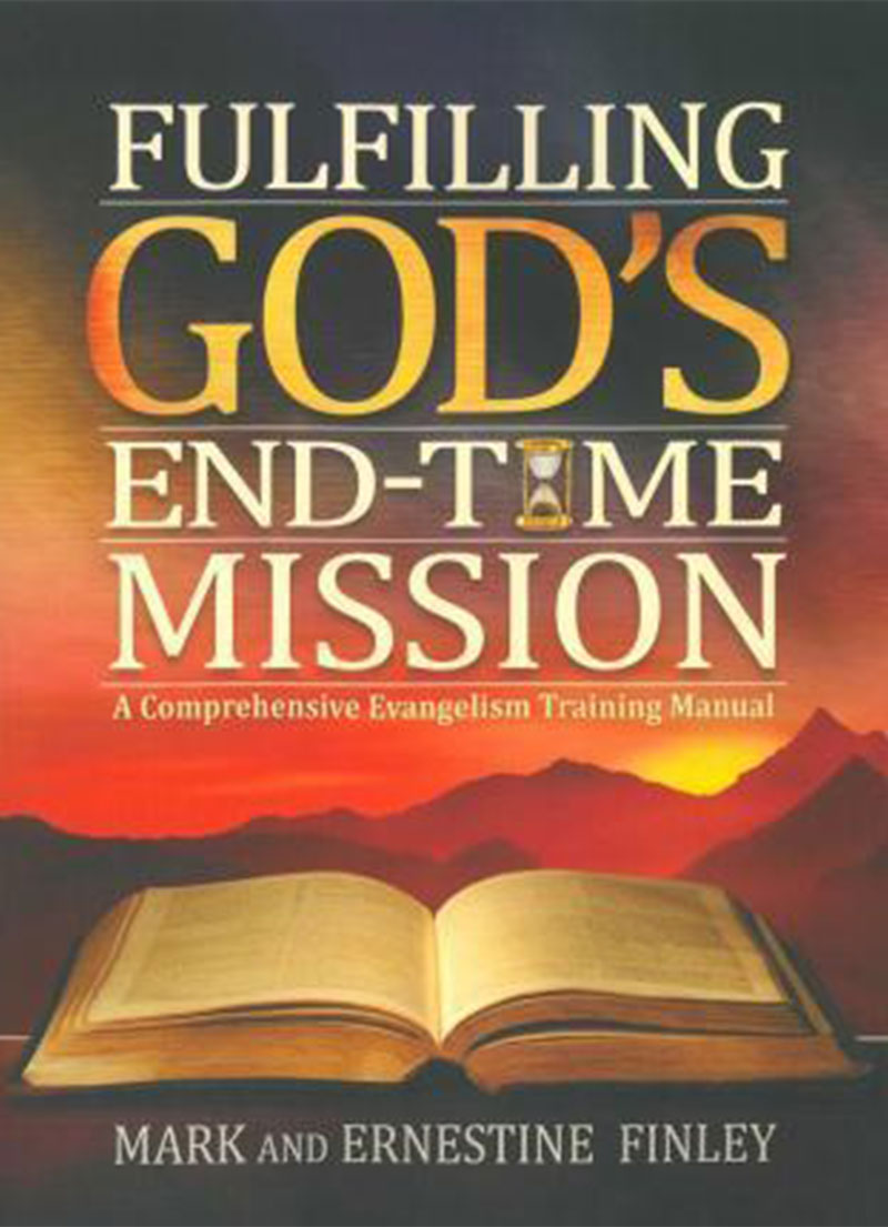 Fulfilling Gods End Time Mission - Christian Books