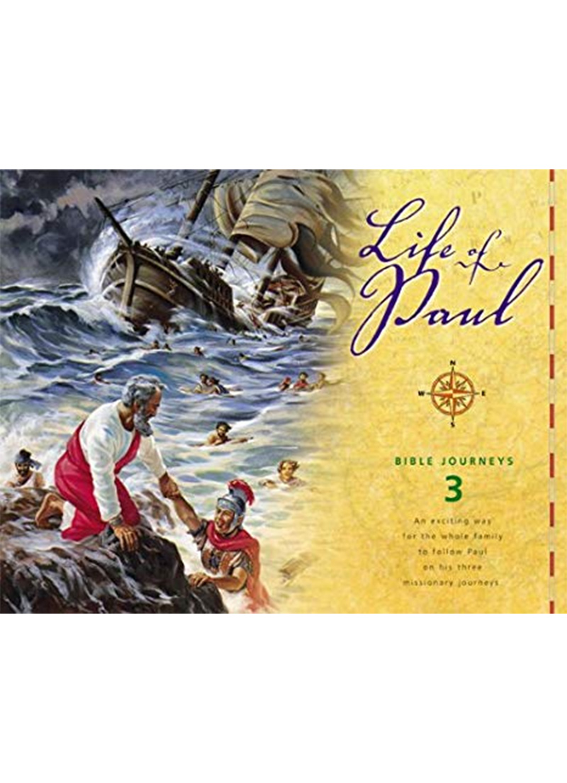Life of Paul - Christian Children's Games