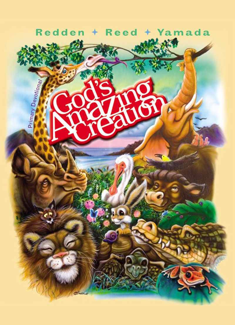 God's Amazing Creation - Children's Books