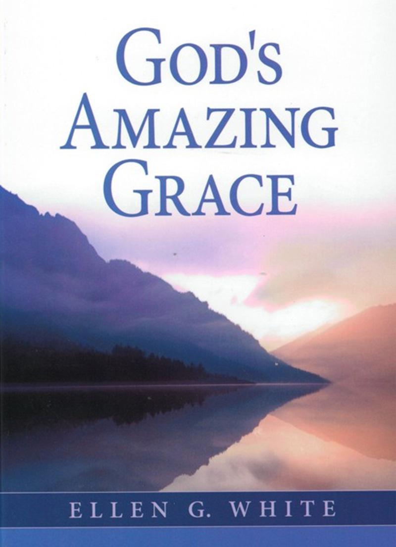 God's Amazing Grace - Christian Books