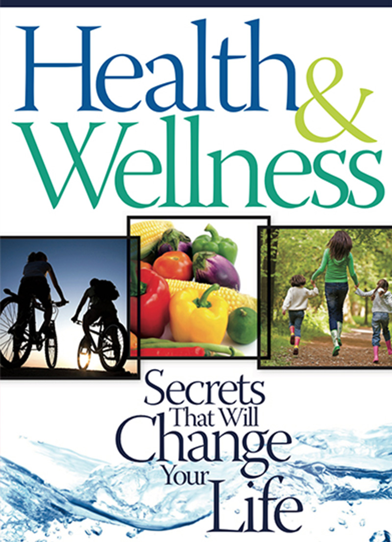 Health & Wellness - Health Food Books