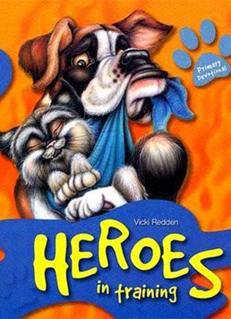Heroes in Training - Children's Books