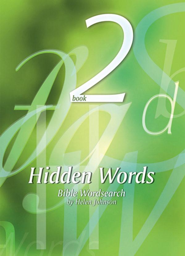 Hidden Words - Bible Wordsearches