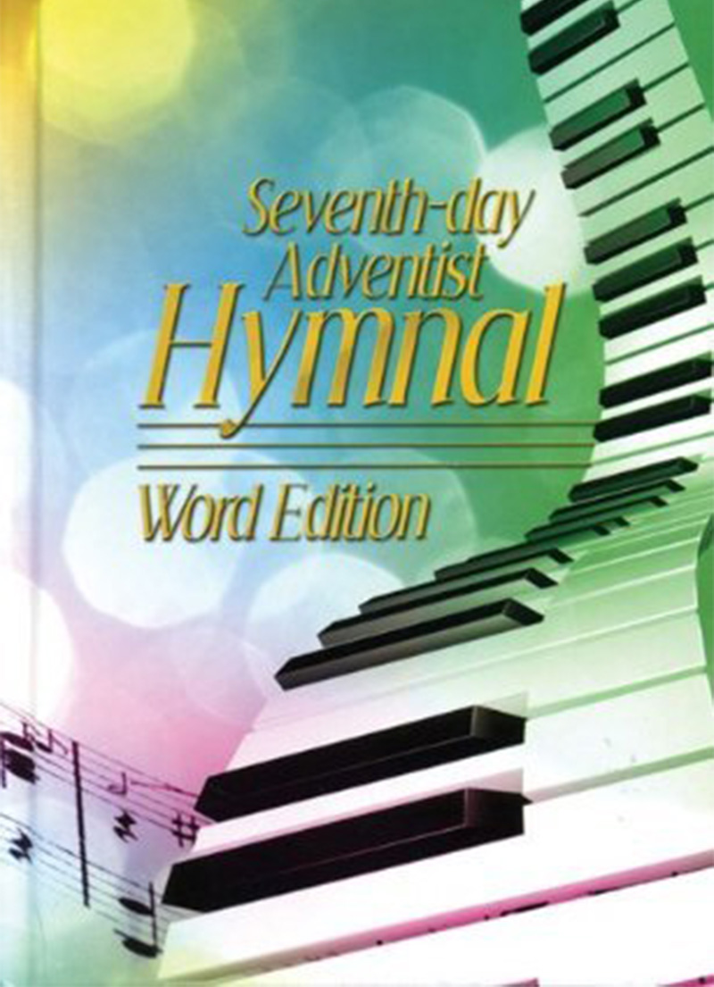SDA Hymnal Words Edition Colourful Hardback