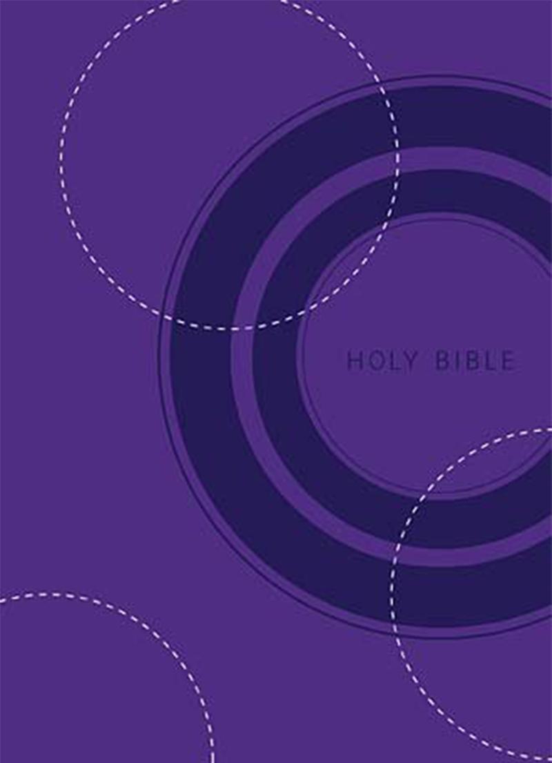 KJV Gift Bible (Grape Leathersoft)