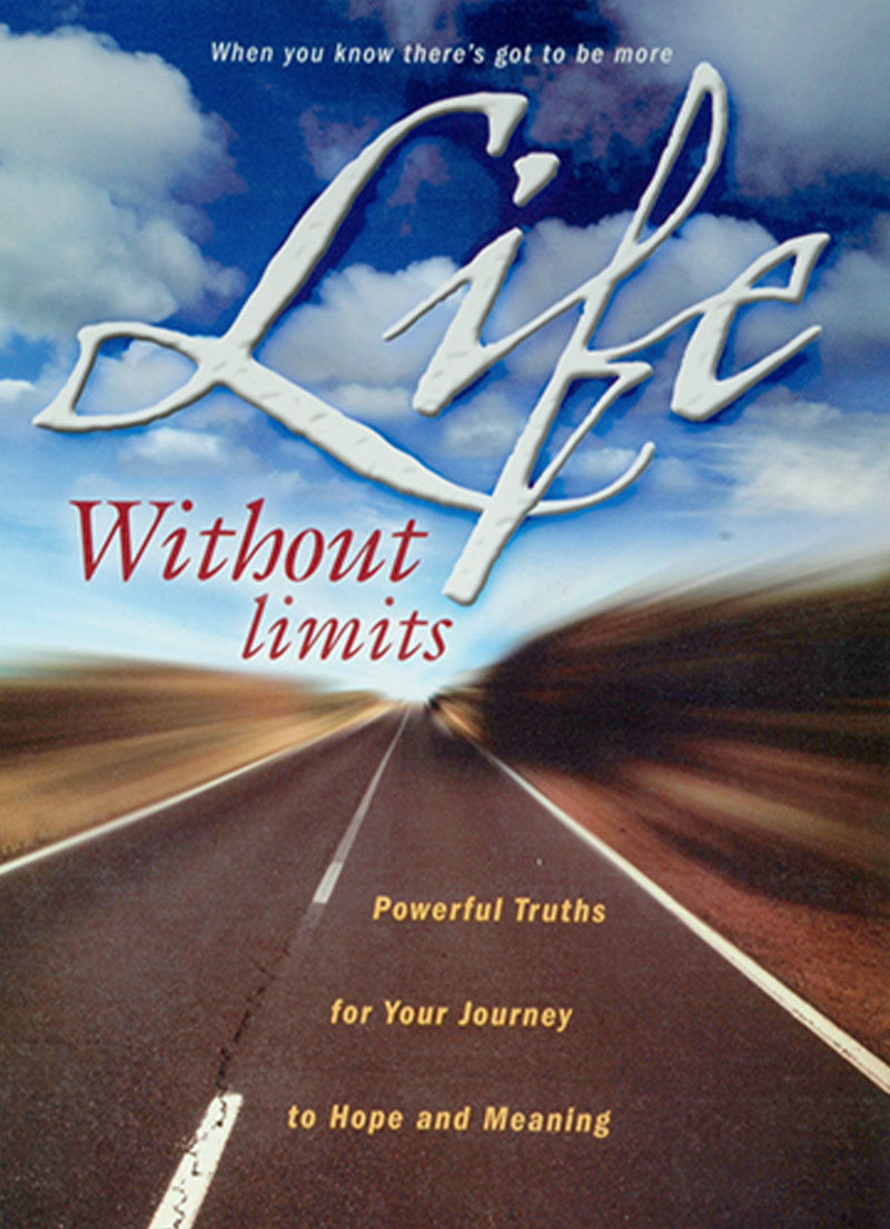Life without Limits - Christian Books - LifeSource
