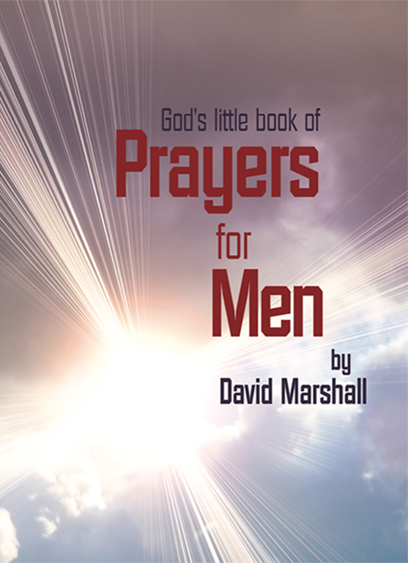 Little Book of Prayers for Men - Prayer Books