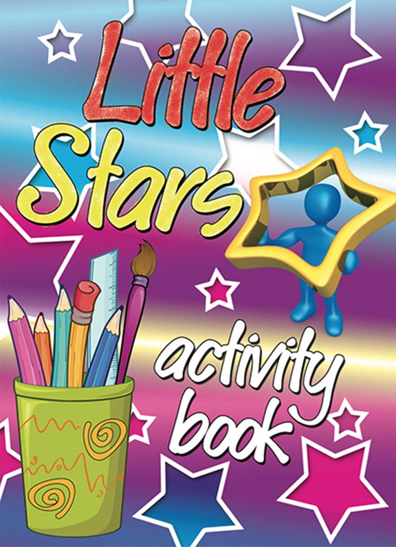 Little Stars - Activity Book - LifeSource Christian Bookshop