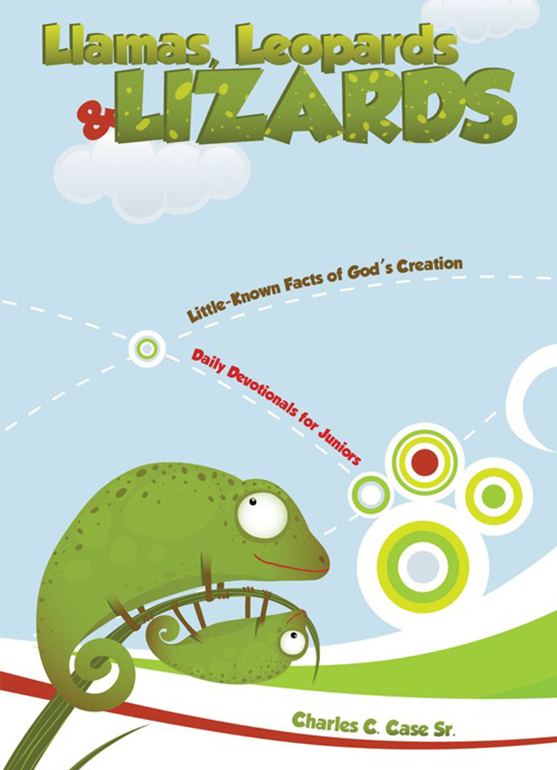 Llamas Leopards & Lizards - Christian Devotionals