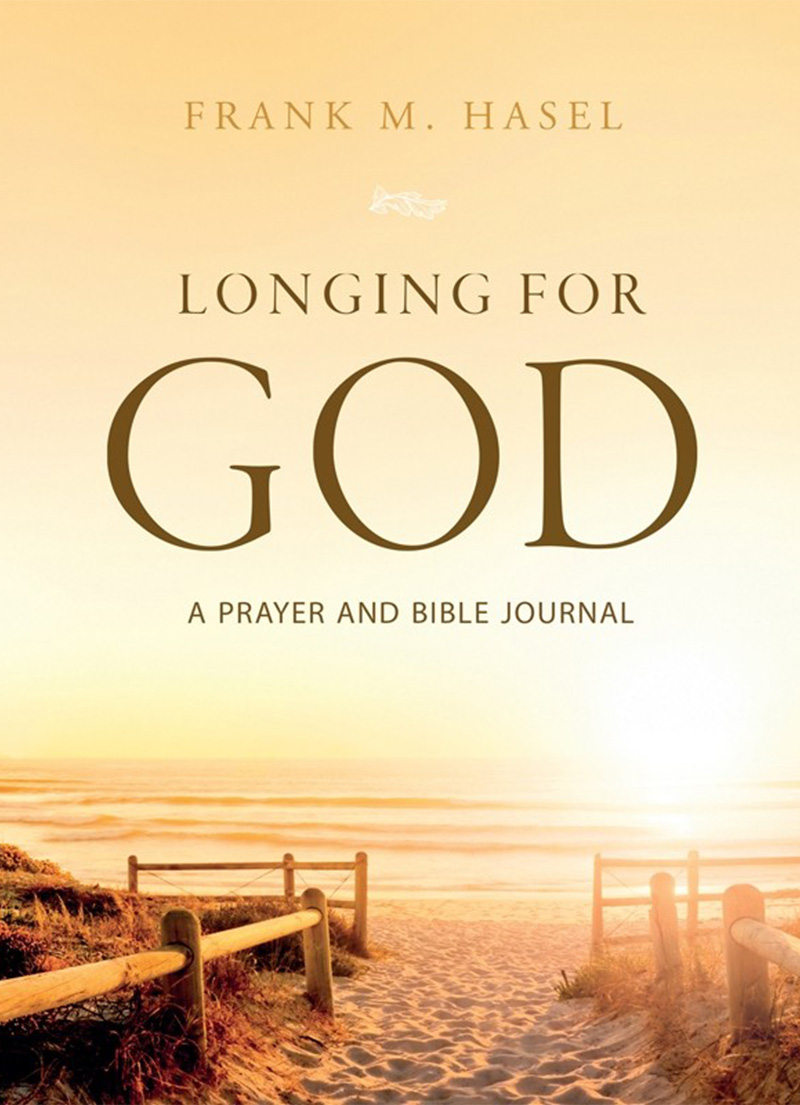 Longing For God (Prayer Journal)
