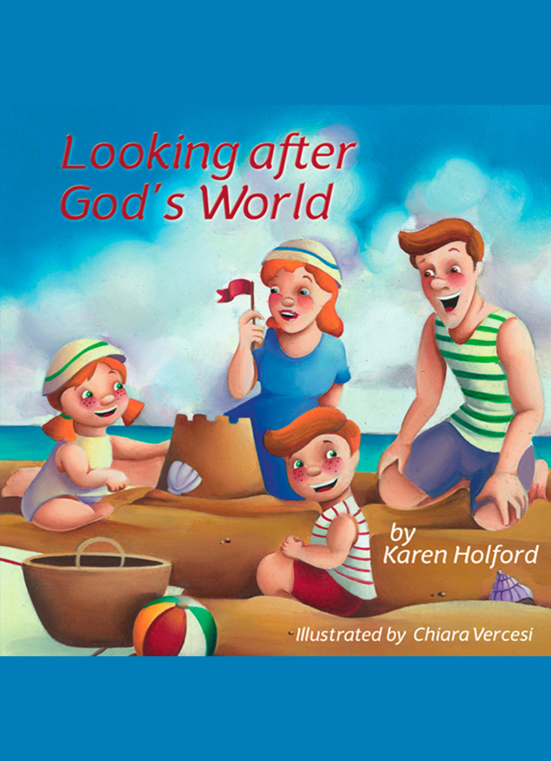 Looking after God's World - LifeSource Story Books