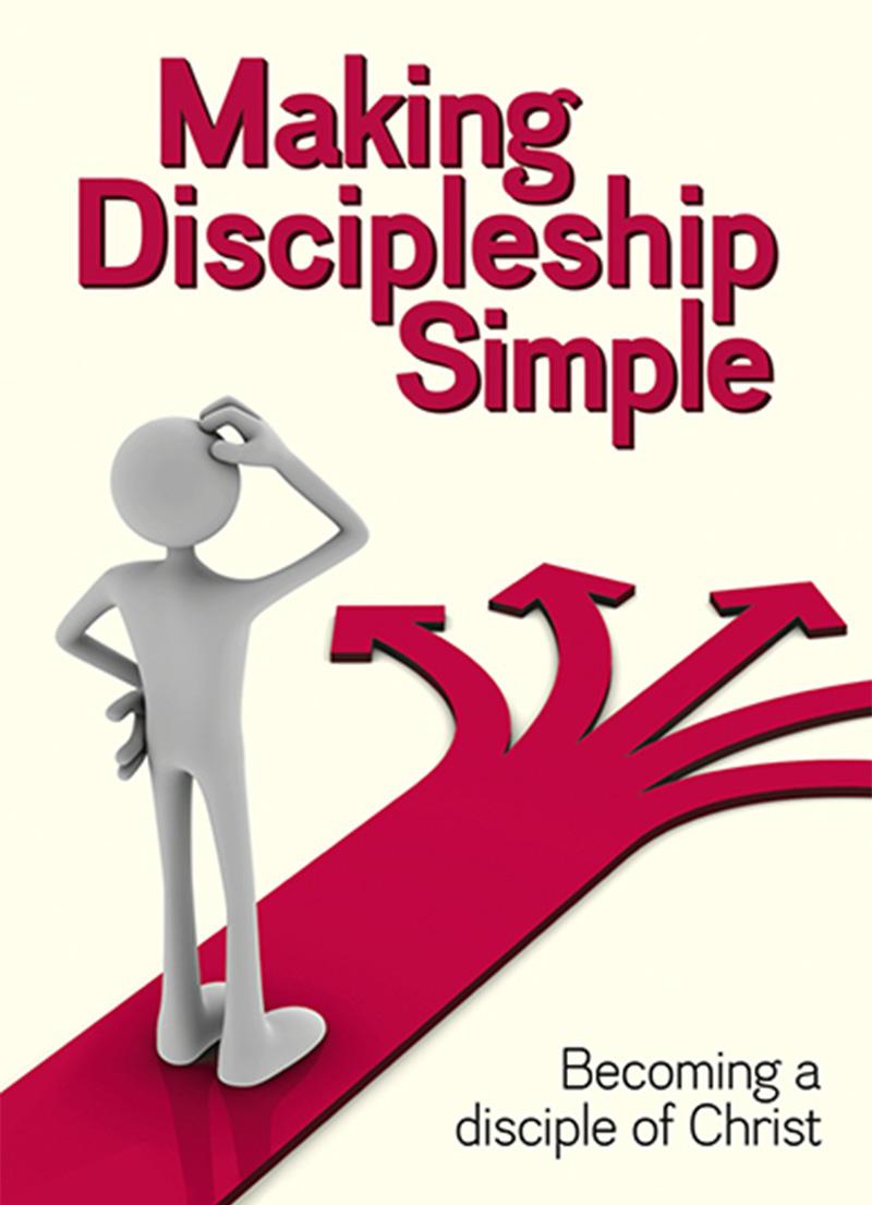 Making Discipleship Simple - Christian Books